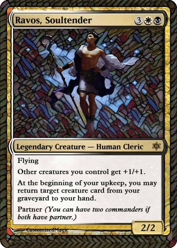 Ravos - Magic the Gathering Proxy Cards