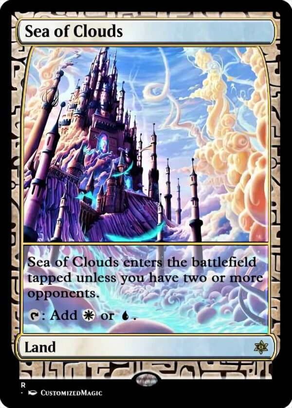 Sea of Clouds - Magic the Gathering Proxy Cards