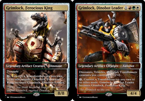Set 1 - Magic the Gathering Proxy Cards