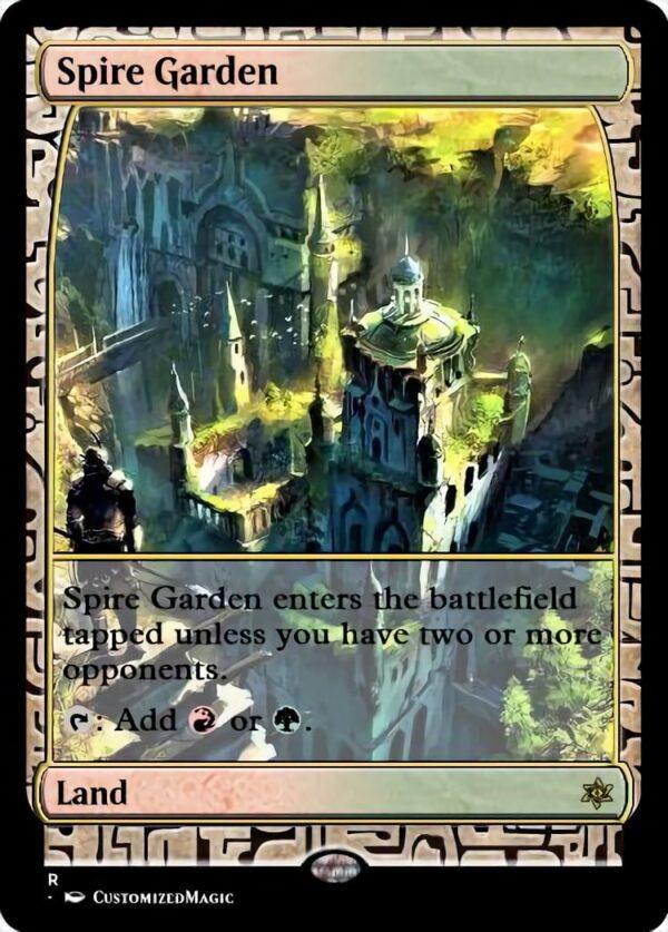 Spire Garden - Magic the Gathering Proxy Cards