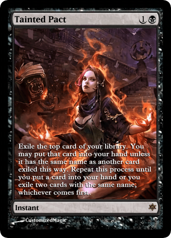 Tainted Pact.2 - Magic the Gathering Proxy Cards