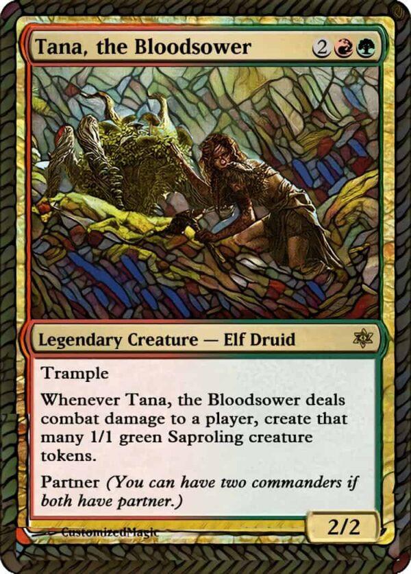 Tana the - Magic the Gathering Proxy Cards