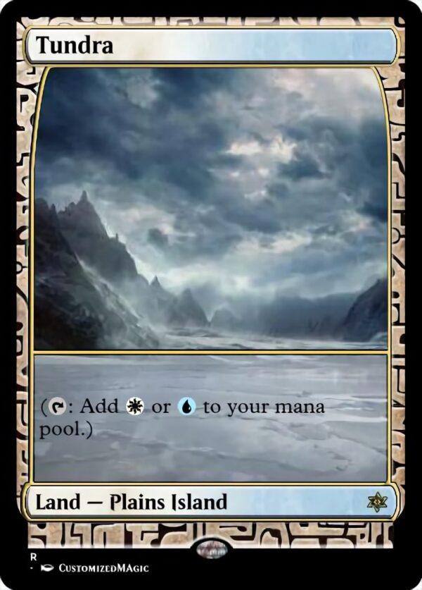 Tundra - Magic the Gathering Proxy Cards
