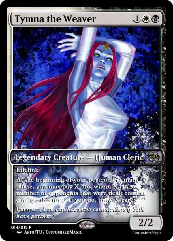Tymna the Weaver - Magic the Gathering Proxy Cards