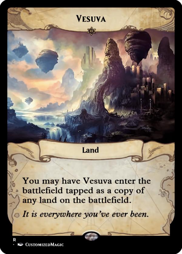 Vesuva.2 - Magic the Gathering Proxy Cards