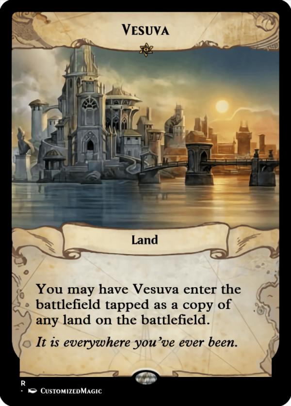 Vesuva.4 - Magic the Gathering Proxy Cards