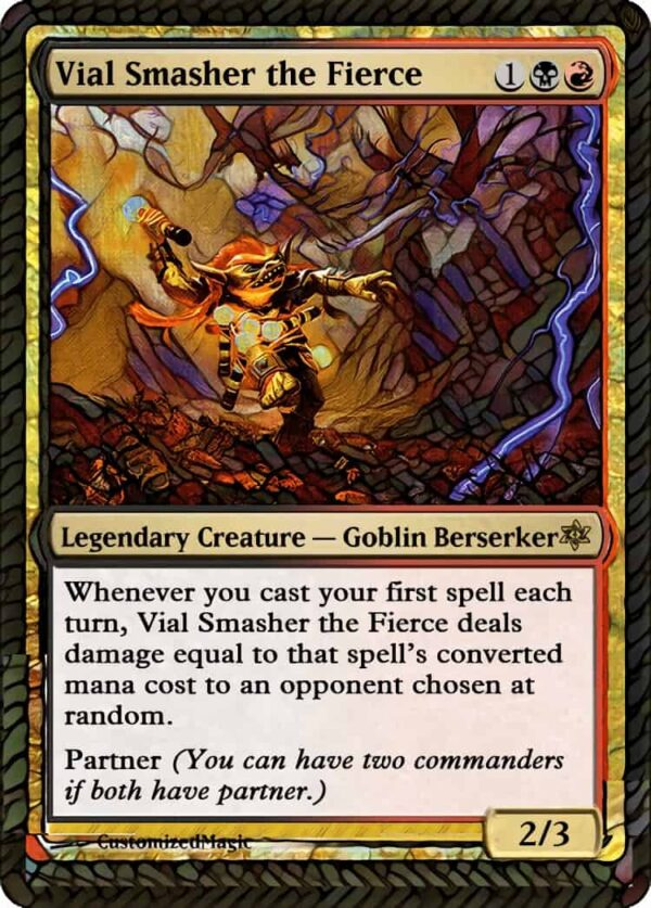 Vial Smasher the - Magic the Gathering Proxy Cards