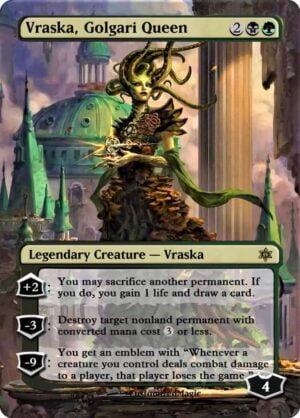 Vraska, Golgari Queen