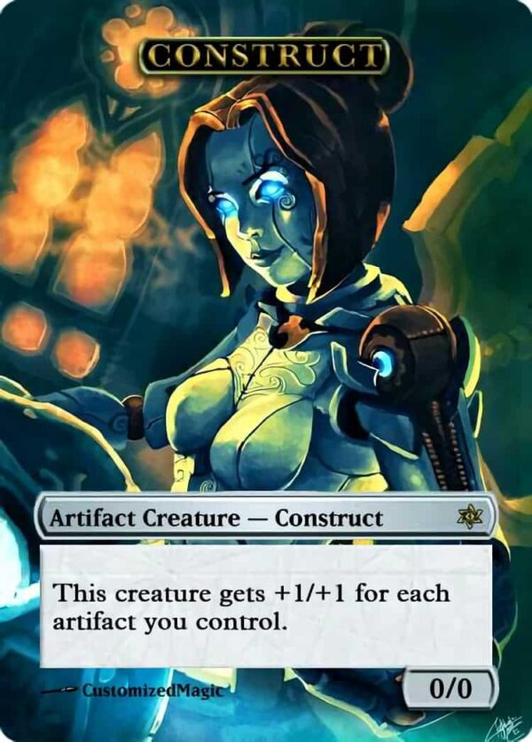 Construct 21 - Magic the Gathering Proxy Cards