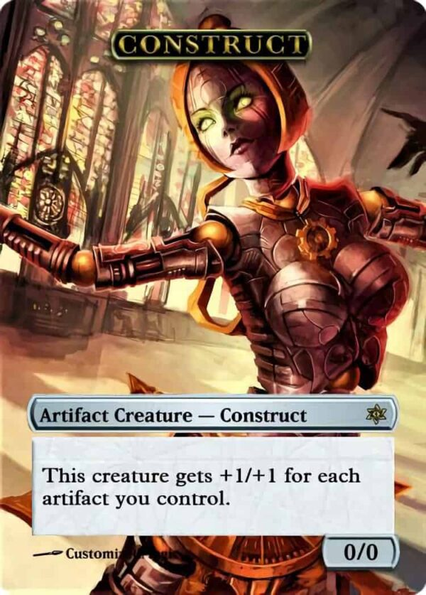 Construct 22 - Magic the Gathering Proxy Cards