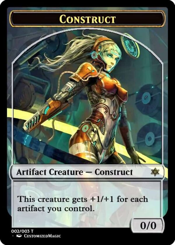 Construct.1 - Magic the Gathering Proxy Cards
