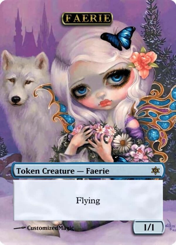 Faerie.1 - Magic the Gathering Proxy Cards