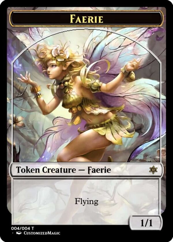 Faerie.3 - Magic the Gathering Proxy Cards