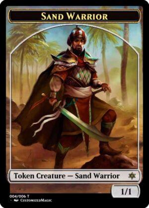 Sand Warrior Token