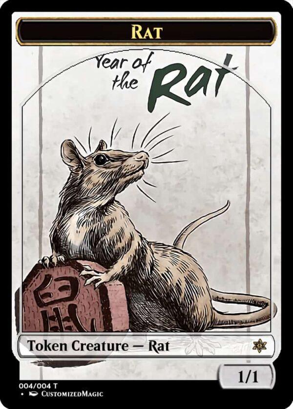 Rat.3 - Magic the Gathering Proxy Cards