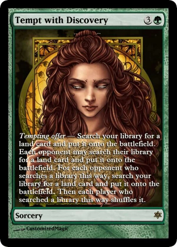 Tempt with Discovery.2 - Magic the Gathering Proxy Cards