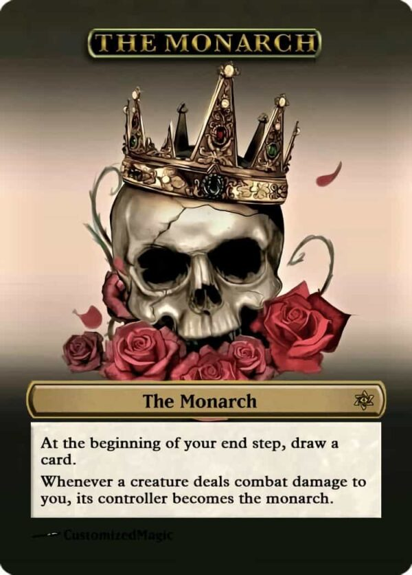 The Monarch Token