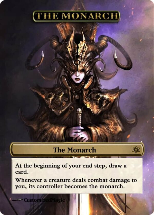 The Monarch.1 1 - Magic the Gathering Proxy Cards