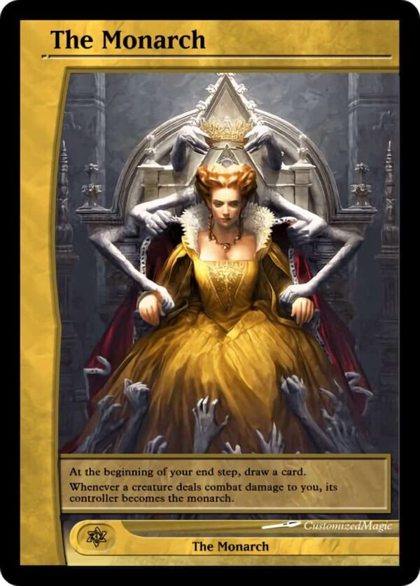 The Monarch.3 - Magic the Gathering Proxy Cards
