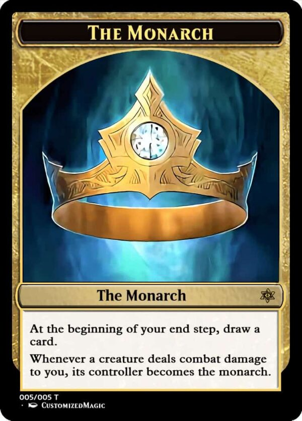 The Monarch.4 - Magic the Gathering Proxy Cards