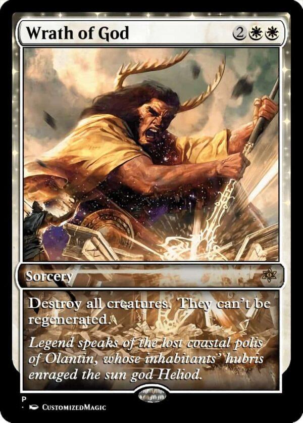 Wrath of God.1 - Magic the Gathering Proxy Cards