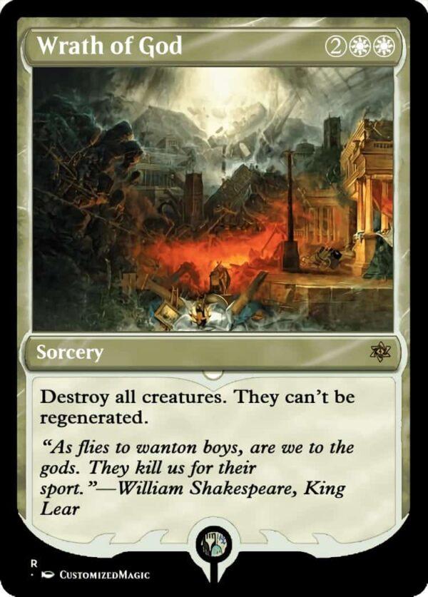 Wrath of God.2 - Magic the Gathering Proxy Cards
