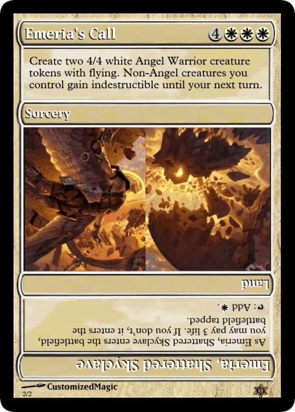 Emerias Call.1 - Magic the Gathering Proxy Cards