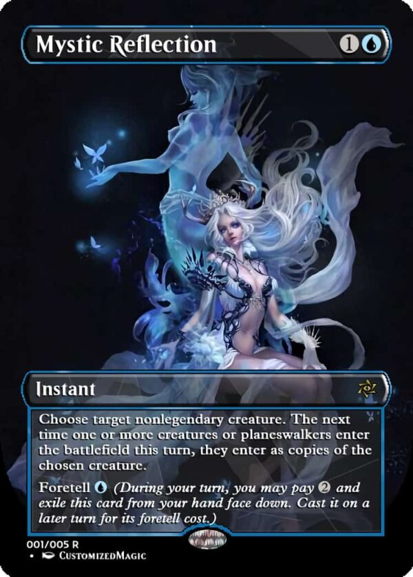 Mystic Reflection - Magic the Gathering Proxy Cards