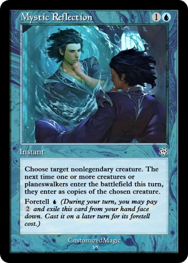 Mystic Reflection.2 - Magic the Gathering Proxy Cards