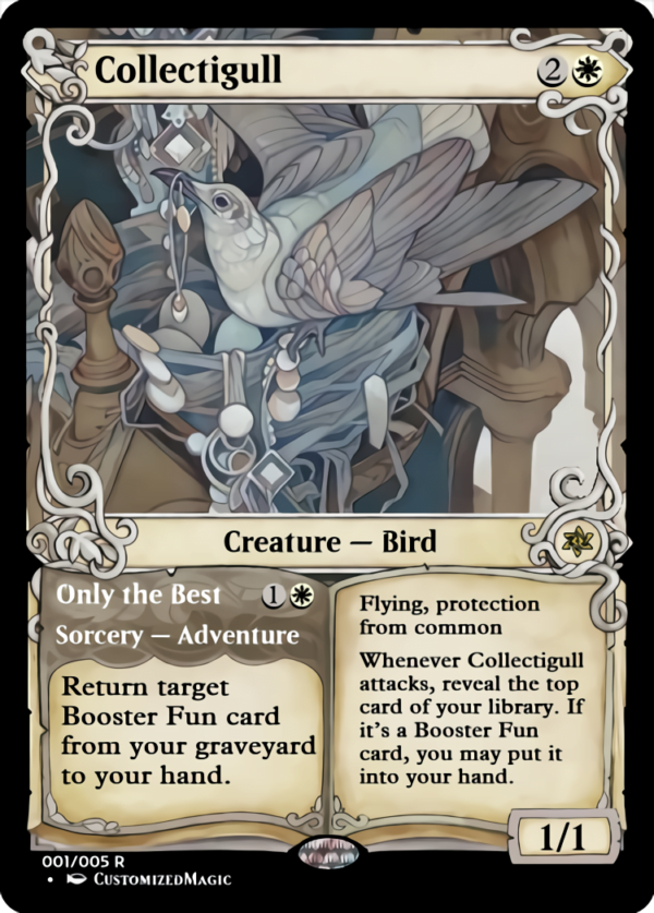 Collectigull - Magic the Gathering Proxy Cards