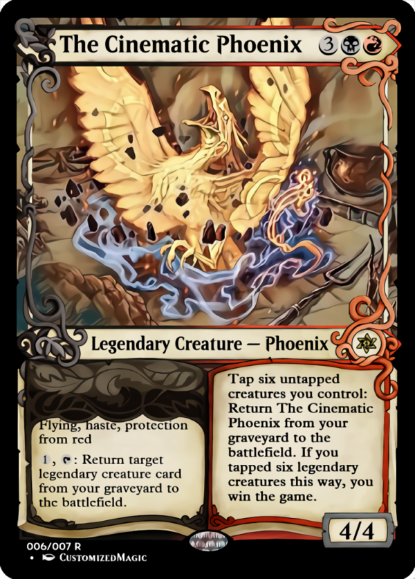 The Cinematic - Magic the Gathering Proxy Cards