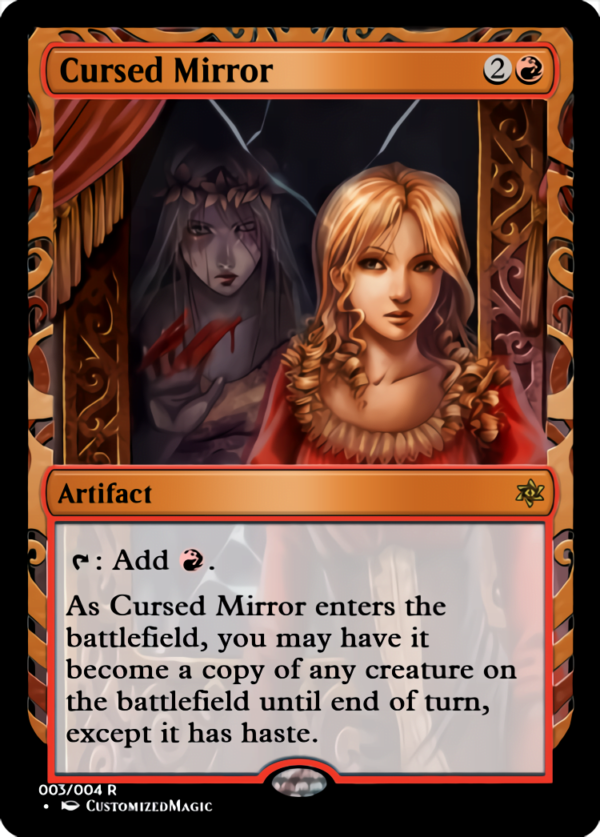 Cursed Mirror.2 - Magic the Gathering Proxy Cards