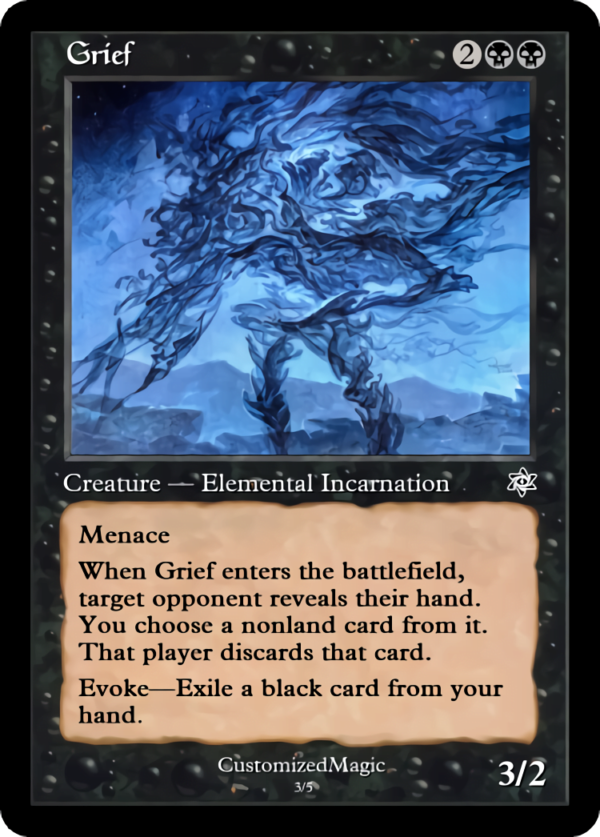 Grief - Magic the Gathering Proxy Cards