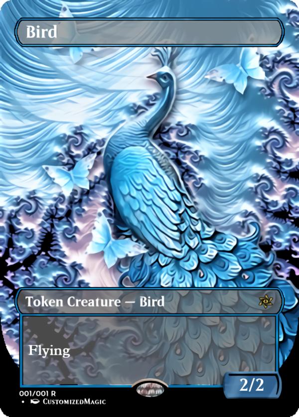 Bird 11 - Magic the Gathering Proxy Cards