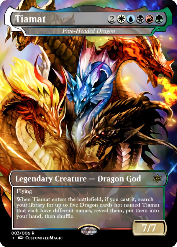 Tiamat.2 - Magic the Gathering Proxy Cards