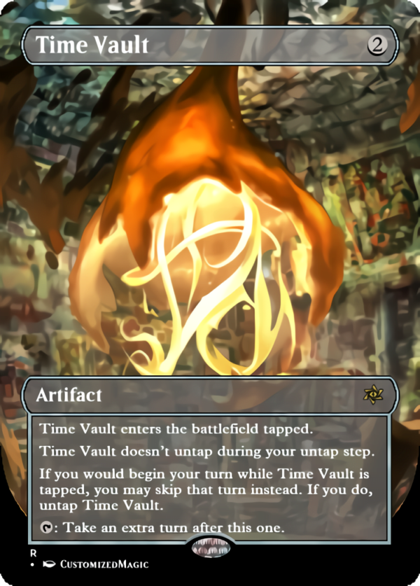 Time Vault.2 - Magic the Gathering Proxy Cards