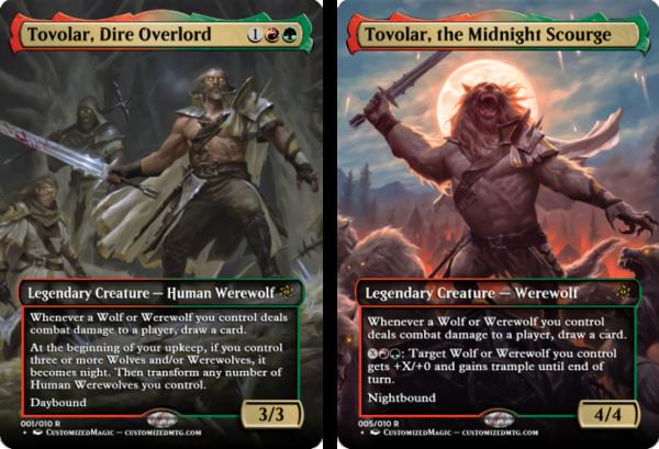 Tovolar, Dire Overlord // Tovolar, Dire Overlord