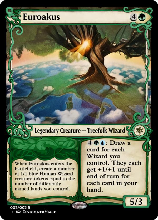 Euroakus - Magic the Gathering Proxy Cards
