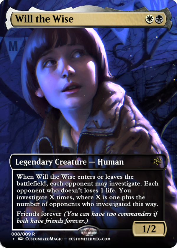 Will the Wise - Magic the Gathering Proxy Cards